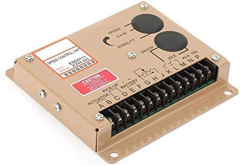 ZT-TTHG モータースピードコントローラー、ESD5111電圧レギュレータが発生、エンジンスピードコントローラー、調節可能なモータ速度レギュレータボードスイッチ