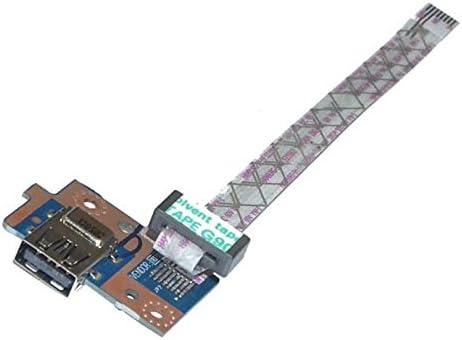 Dell Inspiron 3521 75PM1 USB Board LS-9102P 5521