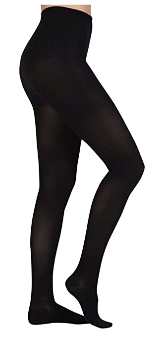 Men wearing womens compression pantyhose