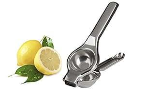 Professional Citrus Juicer ● Premium Quality Manual Lemon-lime Squeezer ● Commercial Stainless Steel