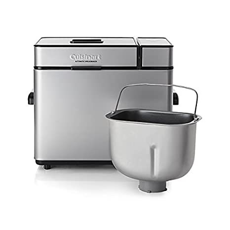 Cuisinart CBK-100 martillo Panificadora programable: Amazon ...