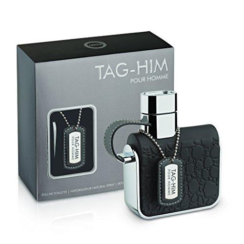 Tag Him Pour Homme By Sterling Parfums Eau De Toilette 100ml 3.4fl.oz Spray