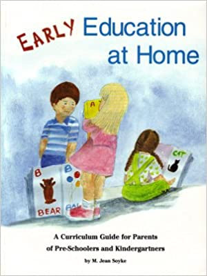 Early Education At Home A Curriculum Guide For Parents Of