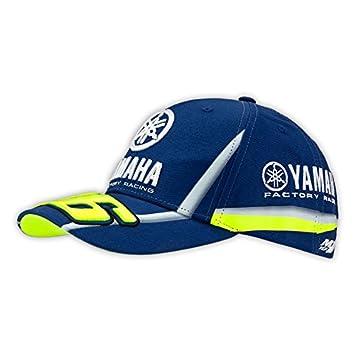 Gorra Valentino Rossi 2018 Yamaha  Amazon.es  Deportes y aire libre fd3eed57044