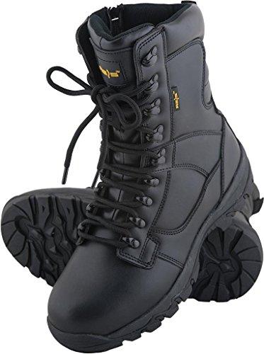 überknöchelhoch Arbeitsschuhe Schuhe EVA Leder BRPATROL Sicherheitsschuhe TOP qBBtg