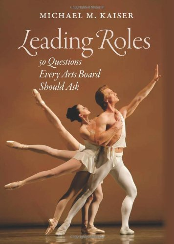Pdf Business Leading Roles: 50 Questions Every Arts Board Should Ask