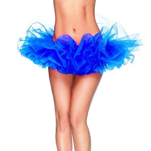 Jupe Roi femme sexy Ninos pour tutu Bleu Buenos S0rwS