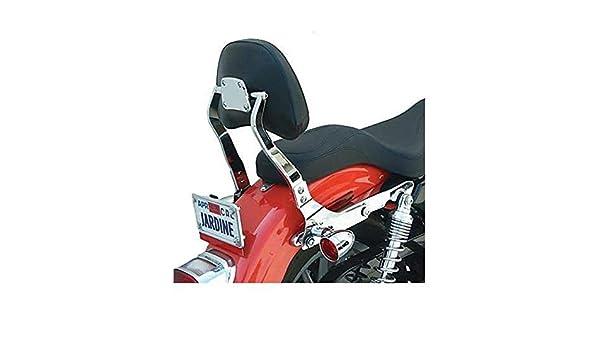 Amazon com: Jardine Touring Backrest Kit for Suzuki