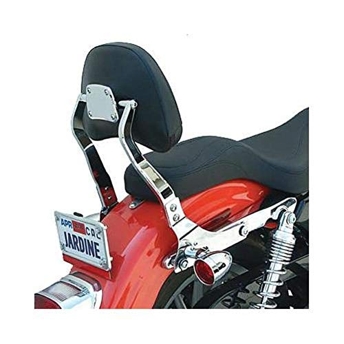 Jardine Backrest - Jardine Touring Backrest Kit for Suzuki Boulevard M109R