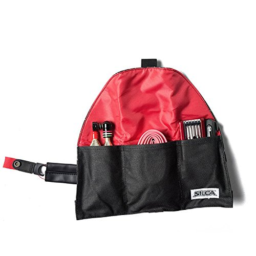 SILCA Bundled Seat Roll Premio, Regulator and Multi-tool included w/ Saddle Bag by SILCA (Image #5)