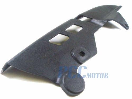 5Z BLACK PLASTIC CHAIN GUARD GUIDE HONDA XR/CRF50 CRF CG07