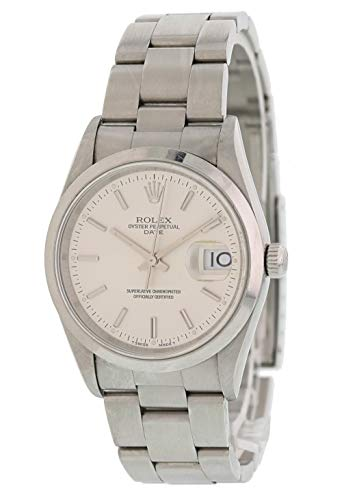 Rolex Date Automatic-self-Wind Male Watch 15200 (Certified Pre-Owned) (Rolex Pre Owned Watches)