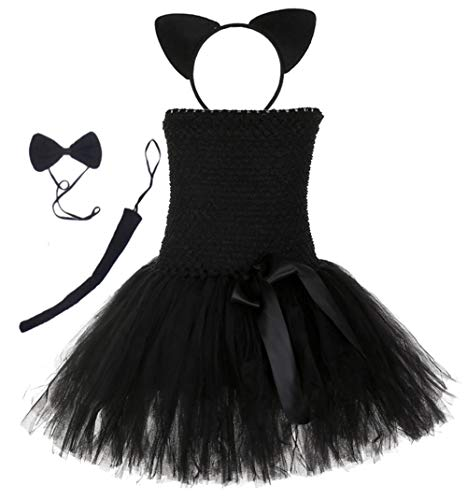 Tutu Dreams Cat Costume for Toddler Girls