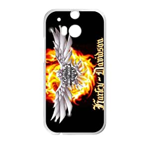 Harley Davidson For HTC One M8 Case protection phone Case ST159560