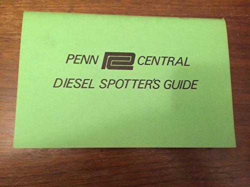 (Penn Central Diesel Spotter's Guide)