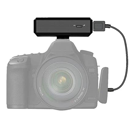 CamFi CF101 Wireless Remote Camera Controller Capture & Transmit Wirelessly  Instantly on Tablets iPhone PC or TV (Camera NOT Included)