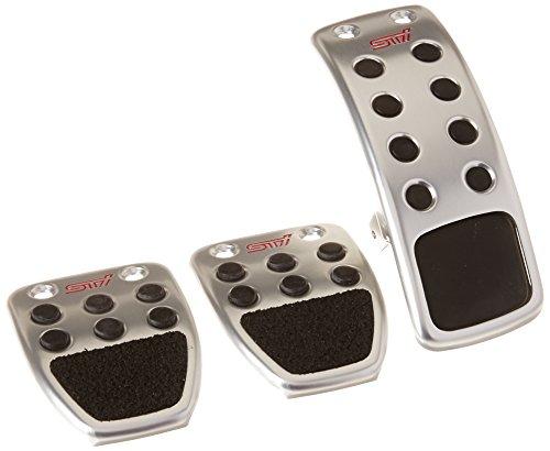 SUBARU Genuine C8110FG010 STI Metal Pedal Pad -