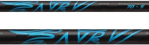 Aldila NV Max 65% OFF 2KXV Popular brand in the world Blue 60 Driver + Shaft Grip Adapter