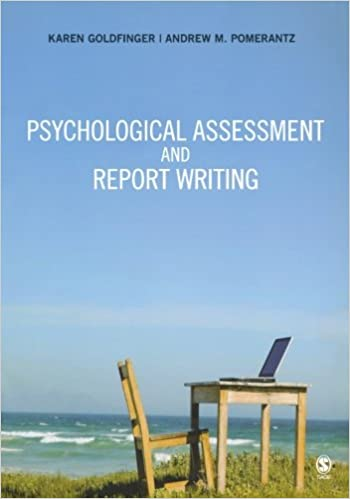 AmazonCom Psychological Assessment And Report Writing