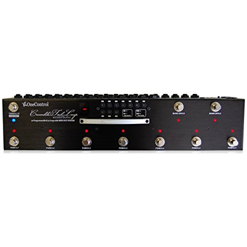 One Control Crocodile Tail Loop Switcher by One Control