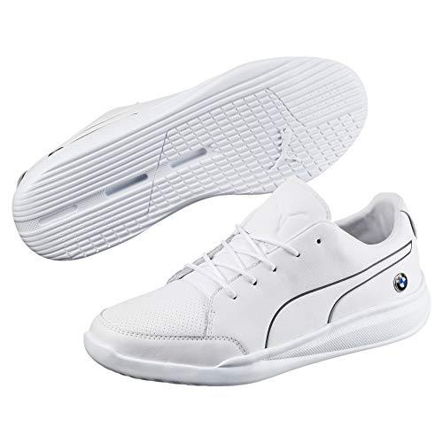 BMW Blue team Puma Puma Motorsport Sneaker Herren Casual White BgxqBHdw8T