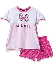 Pijama Curto Minnie, Disney, Meninas