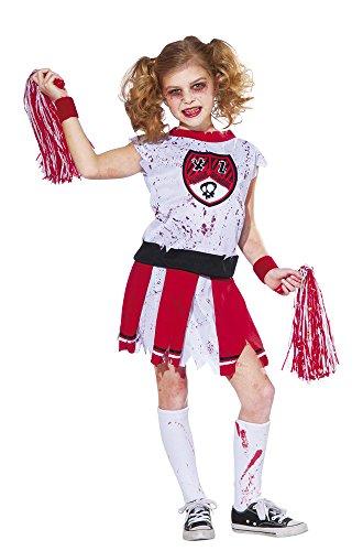 Rubie's Cheerleader Zombie Costume, -