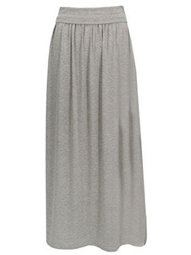 Fashion Lovers - Falda - para mujer gris