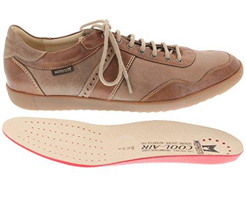 Chaussures Urbain Mephisto Brown Mens de Steve fwTSdpq