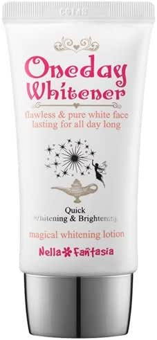 Nella Magical Whitening Lotion, Quick Whitening and Brightening, Korean Beauty (40 ml)