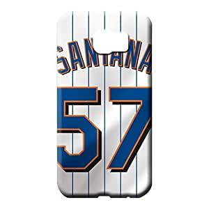 samsung galaxy S7 edge Shock-dirt Retail Packaging Back Covers Snap On Cases For phone phone case skin new york mets mlb baseball