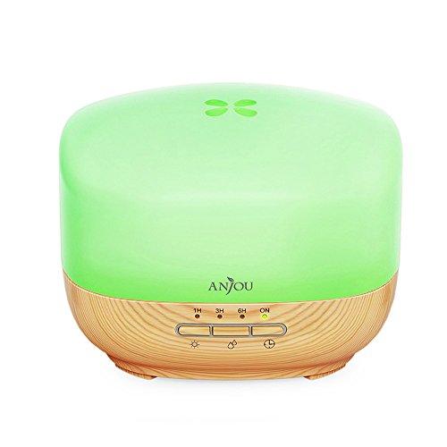 Aromatherapy Diffuser 500mL Anjou Ultrasonic Es...
