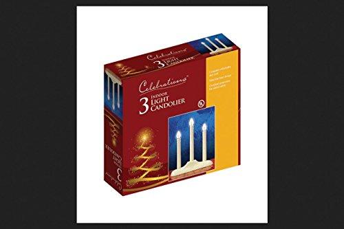 Celebrations 1503 71 Electric Candolier Orange product image
