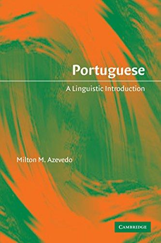 Download Portuguese: A Linguistic Introduction Pdf