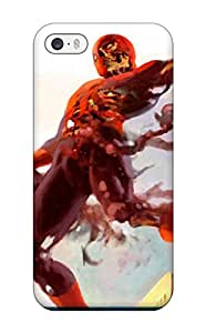Iphone 5/5s Cover Case - Eco-friendly Packaging(zombie Spiderman) 7586337K63449981