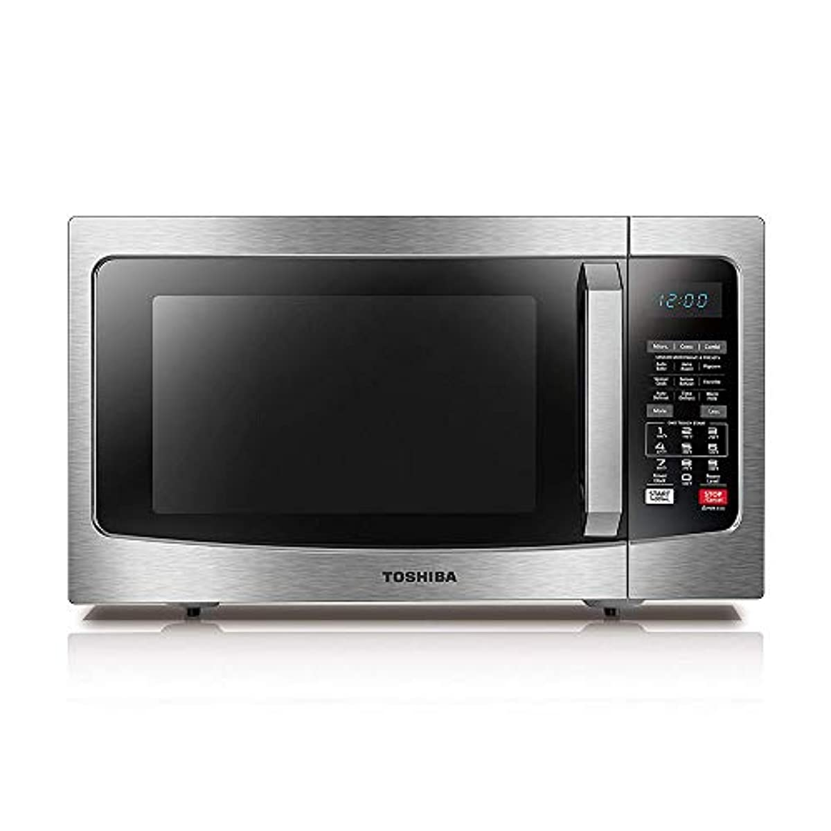 Microwave Oven With Convection Function: Toshiba EC042A5C-SS Microwave Oven With Convection