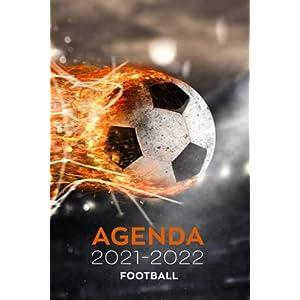 Agenda 2021/2022 football: 2 jours par page 6