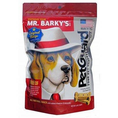 Petguard Mr Barkys Veg Dog Bisc Review