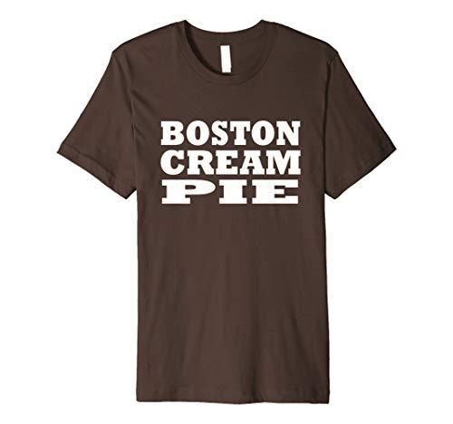 Boston Cream Pie Food Halloween Last Minute Costume -