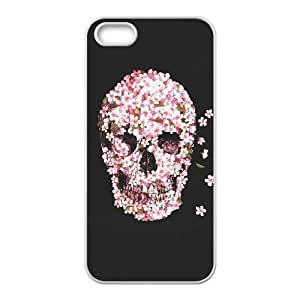 Cool Painting Skull Original New Print DIY Phone Case for Iphone 5,5S,personalized case cover case556962