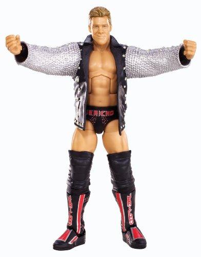 Chris Jericho Wrestling Figure - WWE Elite Collection Chris Jericho Action Figure
