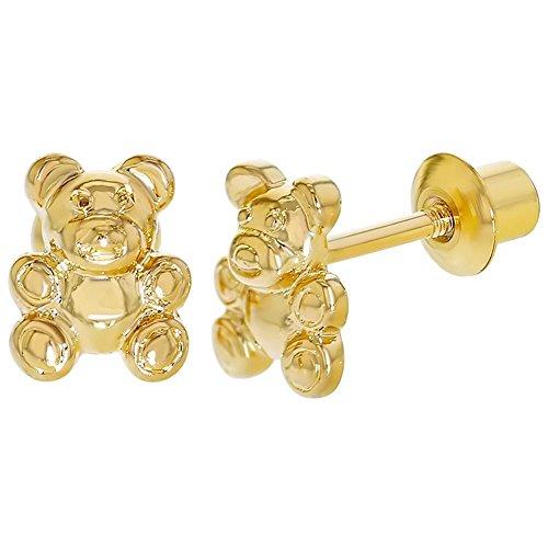 bear earrings - 5