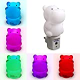 WallMate Cool LED Night Light for Kids, Toddlers & Sleeping...