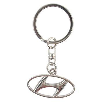 Hyundai Keychain Auto llavero: Amazon.es: Coche y moto