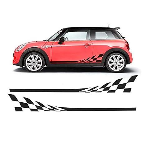 Amazon.com: Luluda - Pegatinas para Mini Cooper R50, R52 ...