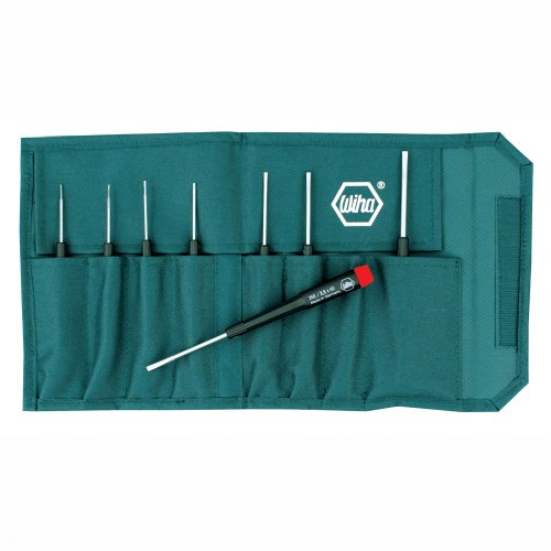 Wiha 26099 Precision Slotted Screwdriver