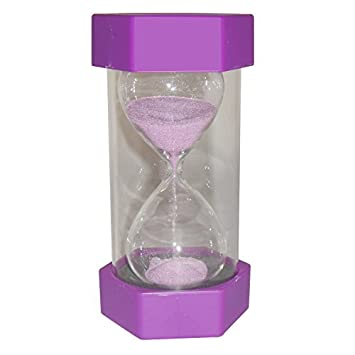 amazon vstoy security fashion hour glass 5 minutes sand timer