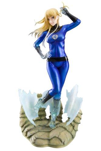 INVISIBLE WOMAN MARVEL×BISHOUJOスタチュー インビジブルウーマン (1/7スケール PVC塗装済み完成品)の商品画像