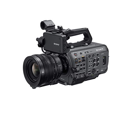 Sony PXW-FX9 XDCAM Full-Frame Camera System with SELP28135G (Renewed)