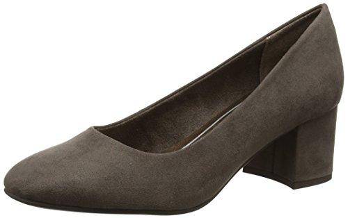 22402, Escarpins Femme - Noir (Black 001), 38 EUMarco Tozzi